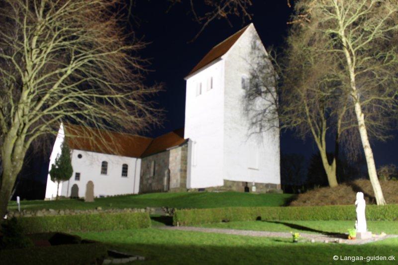 Langaa kirke