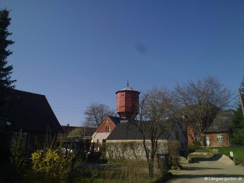 langaa-vandtaarn