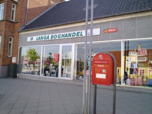 langaa-boghandel