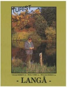 Billedet linker til 35-siders brochure om Langå i PDF-format
