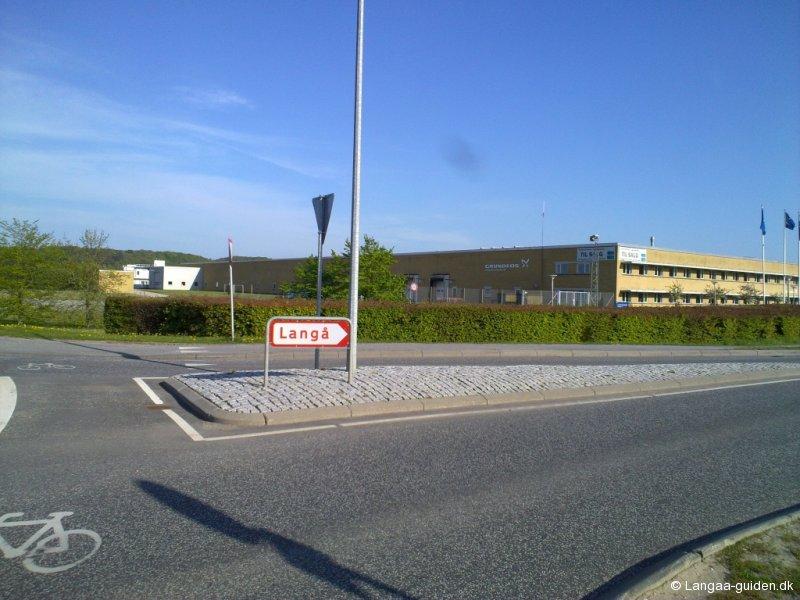 Langå-afdelingen af Grundfos