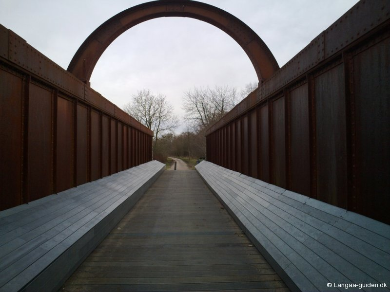 Den gamle jernbanebro
