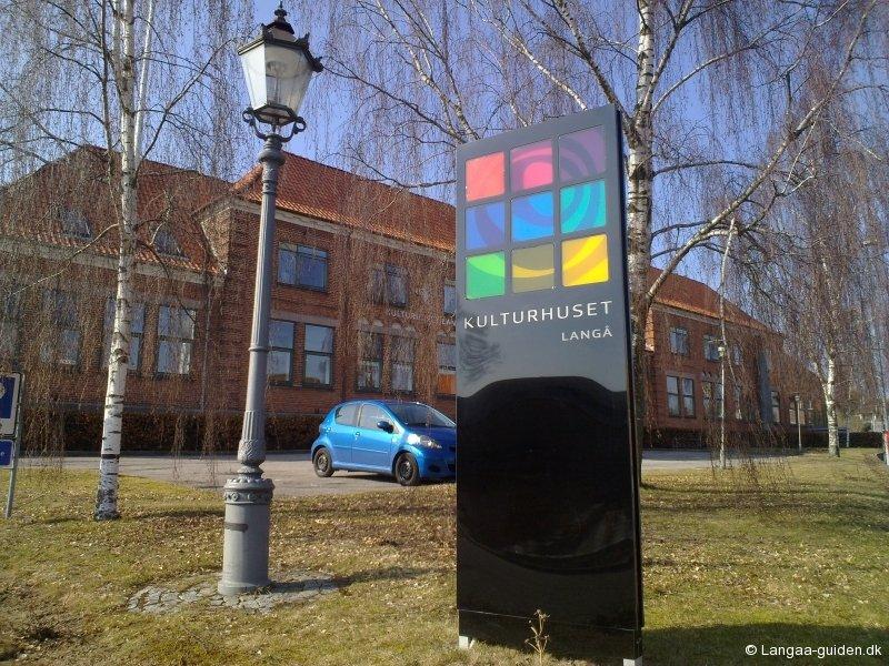 Kulturhuset i Langå