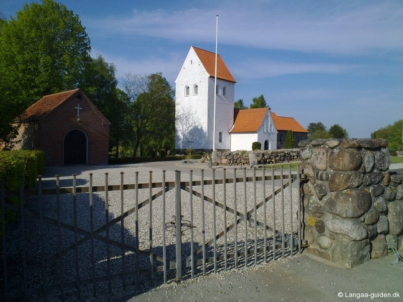 langaa-kirke