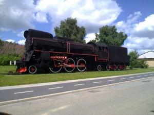 Langaa-lokomotiv