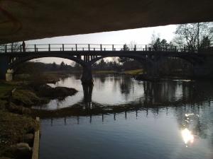 Amtmand Hoppes bro fra 1905.